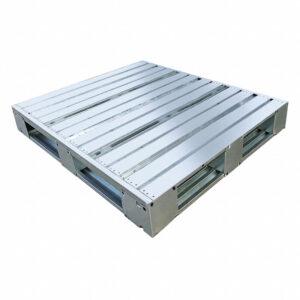 GSP4840 Pallet in acciaio zincato