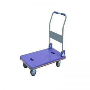 Carrello con piattaforma manuale PTE-A15