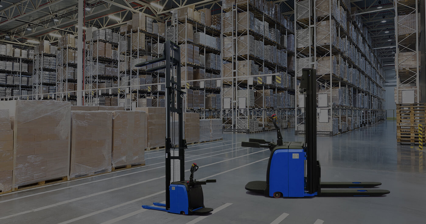 Over 20 Years Of Experience In Material Handling Equipments