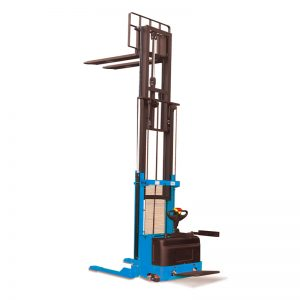 BK1545 Heavy duty full electric lift stacker