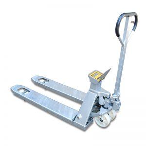 Carrello di pesatura mobile in acciaio inossidabile