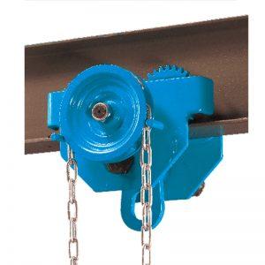 Carrello di sollevamento con ingranaggi per carichi pesanti HGT05