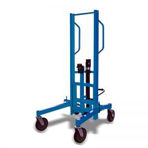 Movimentatore di tamburi ergonomico per carichi pesanti DT400