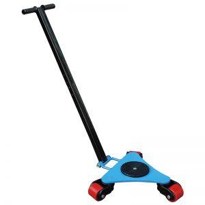 Pattini per macchine a rotelle rotanti per impieghi gravosi iWCRP-2