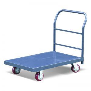 YF2436 Carrello per carrello a mano con piattaforma in acciaio